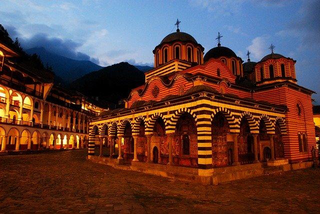 Mânăstirea Rila, popas spre Musala (drumul către Dumnezeu)