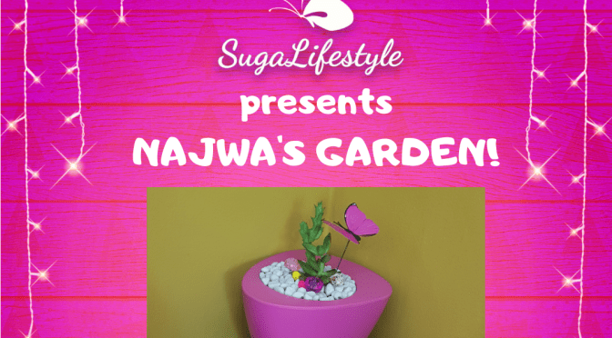 CONNECT WITH NAJWA'S GARDEN DECEMBER 15 AT SL CHRISTMAS CONNECTION!