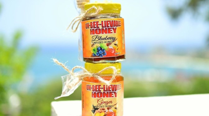 Strawberry, Ginger & Blueberry Infused Honey?! UN-BEE-LIEVABLE with Unbeelievable Honey!