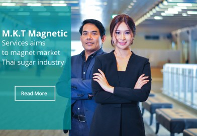M.K.T. Magnetic to Top Magnet Market for Thai Sugar Industry Under New Exec