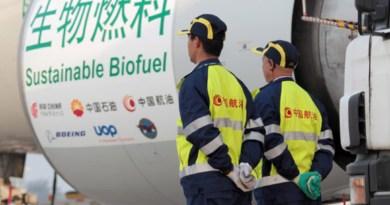 จีนมุ่งสู่ผู้นำเชื้อเพลิงชีวภาพระดับโลก เพิ่มการผลิต 25% ในปี 2567