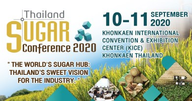 """Thailand Sugar Conference 2020"" Registrations are open! Get Benefit from Early bird rates apply"