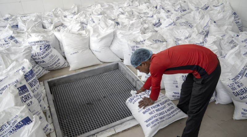 India Set to Record Highest Sugar Export in 10 Years