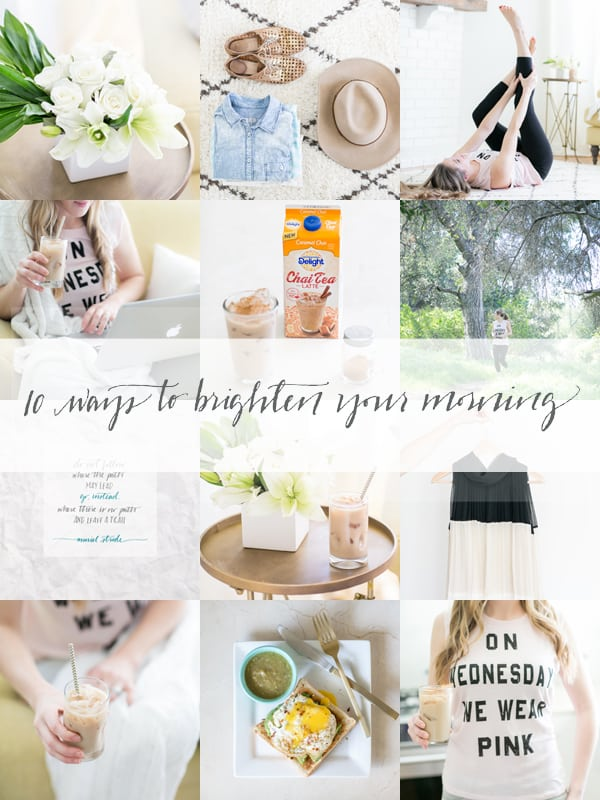 10WaystoBrightenYourMorning_with quote