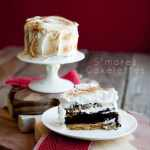 Sweets // Individual S'mores Cakelettes