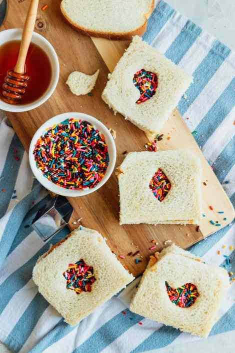 My Favorite Fairy Bread Recipe by Ashley Rose of Sugar & Cloth, a lifestyle blog in Houston, TX