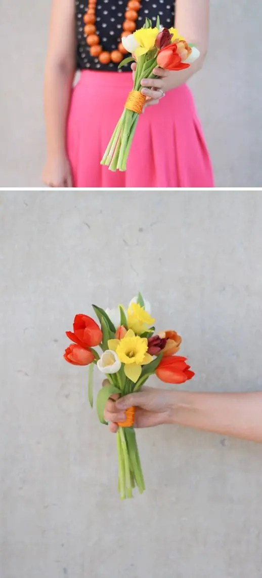 DIY Spring Flower Projects - Paper & Stitch - Sugar & Cloth Round Up - Inspiration