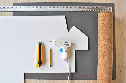 DIY Cork Storage Boxes - Sugar & Cloth - Home Decor - Houston Blogger