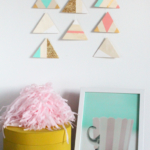 DIY Hanging Mobile and a Surprise Baby Shower