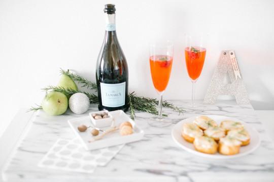 Holiday craft party with Martha Stewart Living - Sugar & Cloth - Houston Blogger - DIY - Holiday - Entertaining