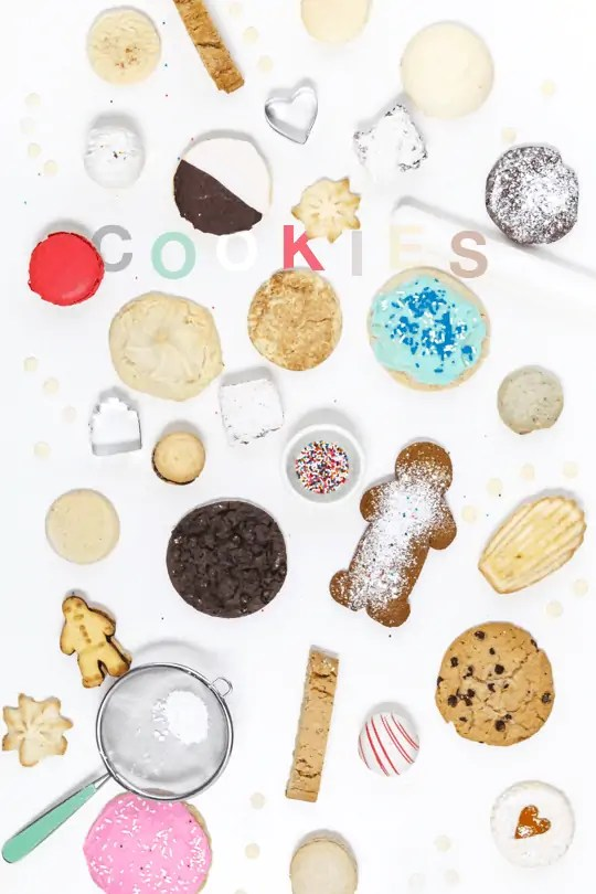 Homemade Holiday Cookies Tips - Sugar & Cloth - How To