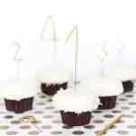 DIY Countdown cupcakes