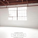 The new Sugar & Cloth studio!