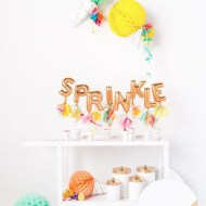 DIY Ikea hack ice cream cart (and sprinkle bar!) - Sugar & Cloth