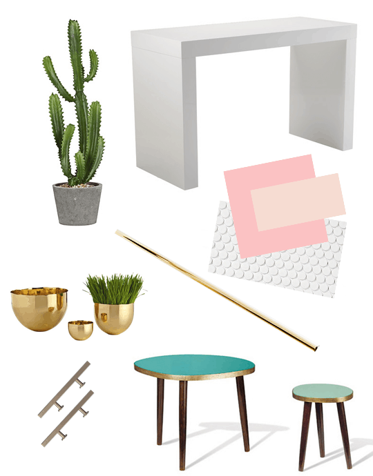 midcentury decor inspiration  #sugarandclothstudio