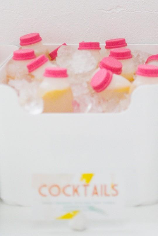 prepackage cocktail idea