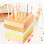 A DIY gold polka dot cake for my birthday! | Sugar & Cloth