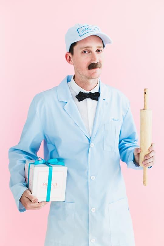Hipster Halloween: DIY The Grand Budapest Hotel couples costume idea - Sugar & Cloth