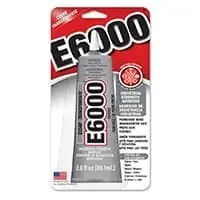 This E6000 Craft Adhesive is one of Sugar & Cloth's favorite DIY supplies.