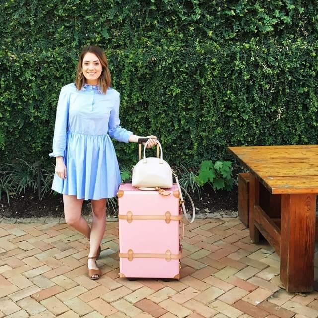 ashley rose - hotel san jose - travel blogger