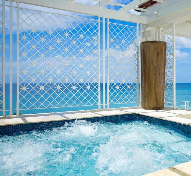 A modern, beautiful home rental in Barbados!