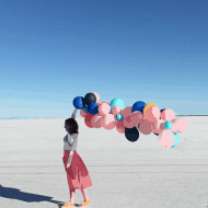 The Bonneville Salt Flats in Utah! - Sugar and Cloth - travel blogger - ashley rose - photoshoot