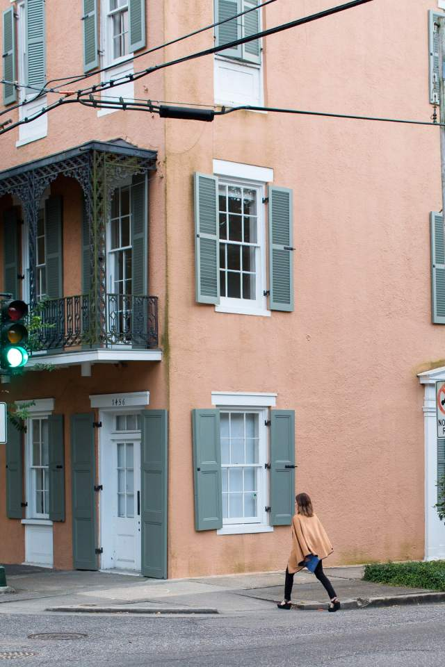 A Colorful Travel Guide to New Orleans in 24 Hours - Sugar & Cloth - Travels - Houston Blogger