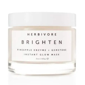 This Herbivore Face Mask is one of Sugar & Cloth's favorite beauty essentials.