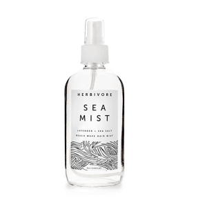 This Herbivore Sea Hair Mist is one of Sugar & Cloth's favorite beauty finds.