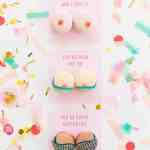DIY Boob Macarons & Valentines Printables