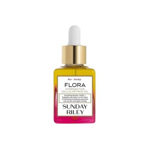 This Flora Hydroactive Face Oil is one of Sugar & Cloth's favorite beauty finds.