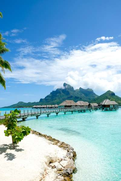 Our Honeymoon Part 2: Bora Bora French Polynesia (+video ...