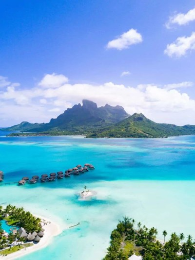 Our Honeymoon Part 2: Bora Bora French Polynesia (+video ...