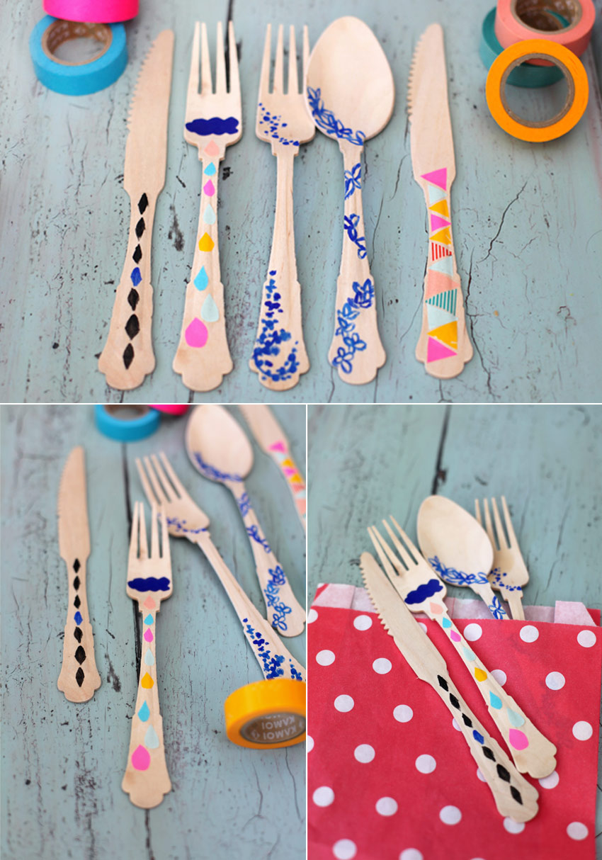Diy washi tape utensils sugar cloth for What is washi tape and how do you use it
