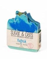 Refresh - Eucalyptus & Tea Tree Vegan Soap