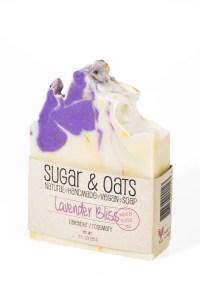 Vegan Lavender Bliss Baby Soap - Lavender & Rosemary