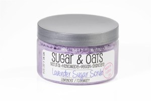 Lavender Luxury Sugar Scrub