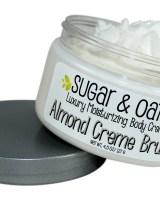 Almond Creme Brulee