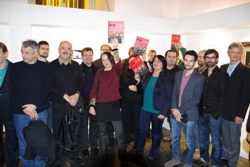 Viele, sehr viele österreichische Karitaturisten