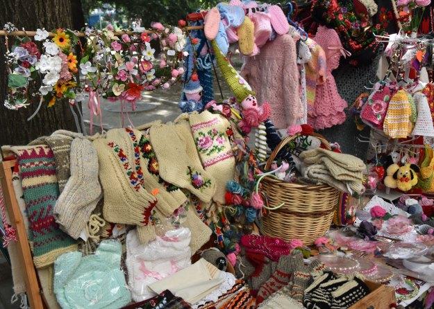 Rosenfest-Markt
