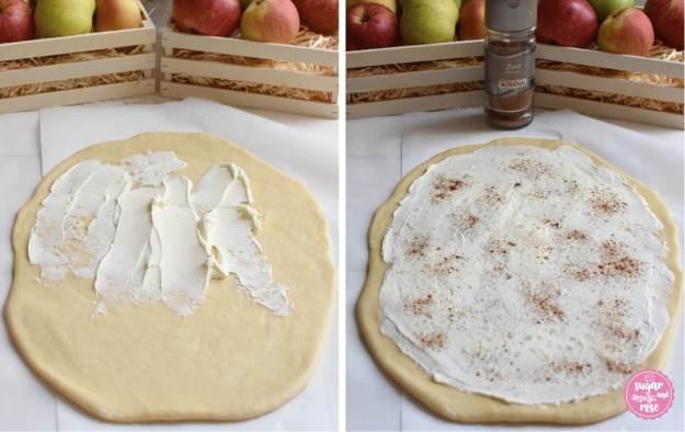 Apfel-Germteig-Kombi