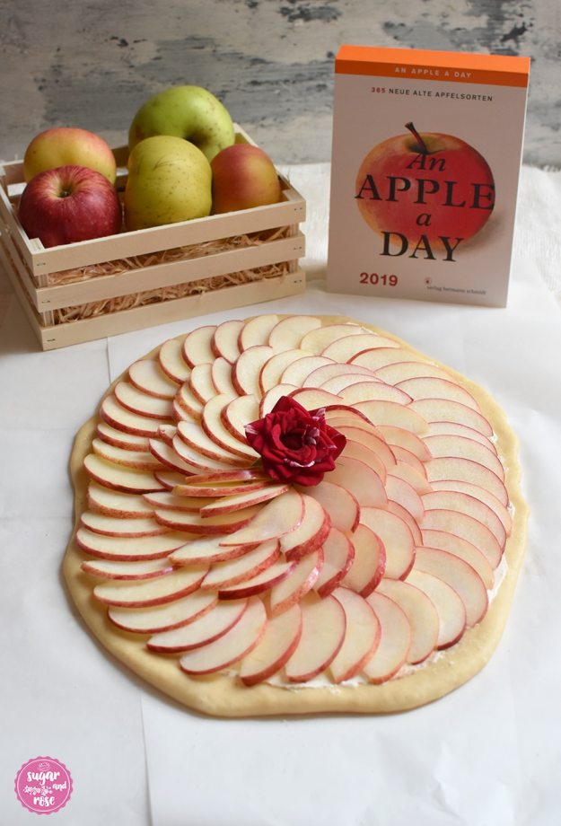 Apfelpizza-Kalender