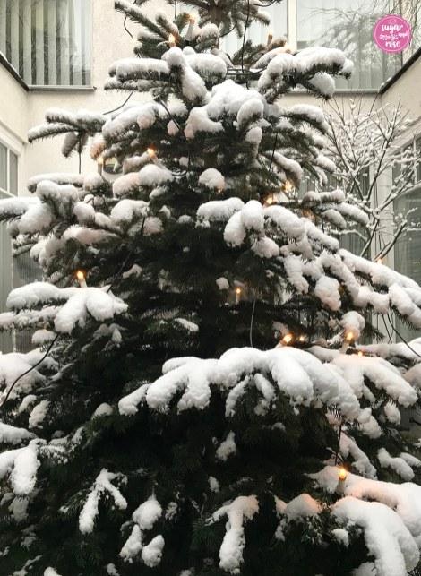 Atrium-Weihnachtsbaum