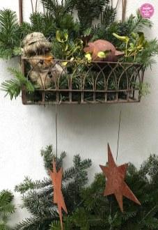 Sternendeko-Garten