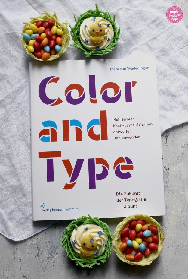 "Buch ""Color and Type"""