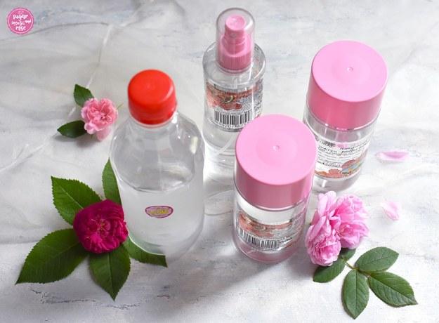 Rosenwasser aus Persien (Iran) und Bulgarien