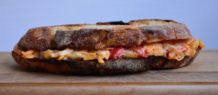 Grown Up, Slimmed Down Pimento Cheese
