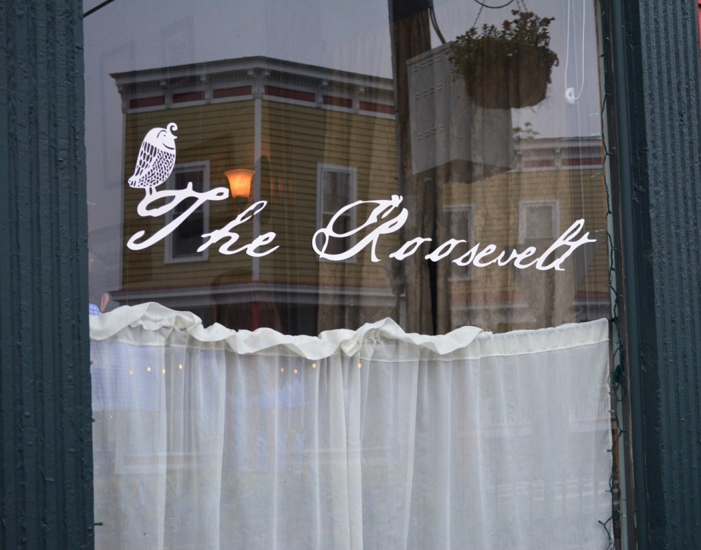 The Roosevelt, a Lee Gregory joint