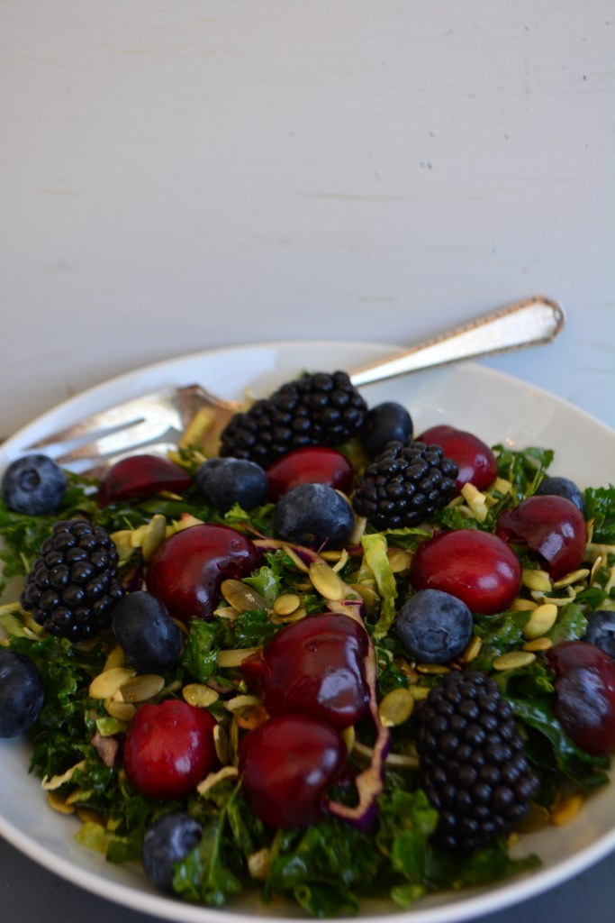 Sweet Greens Power Salad
