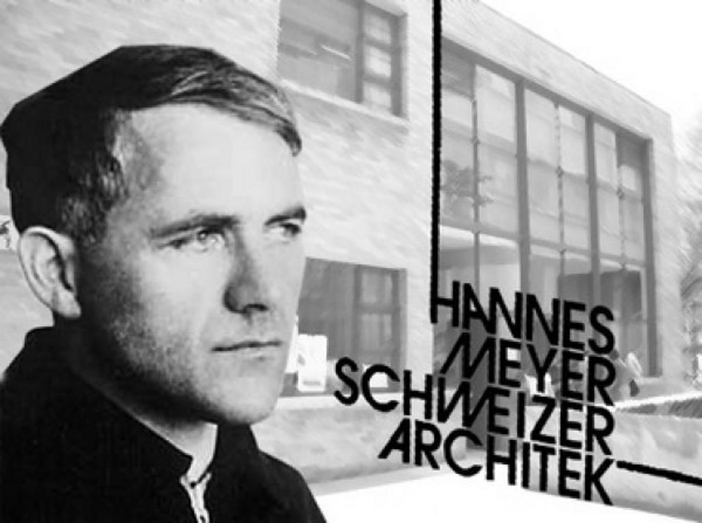 El Bauhaus de Hannes Meyer en México